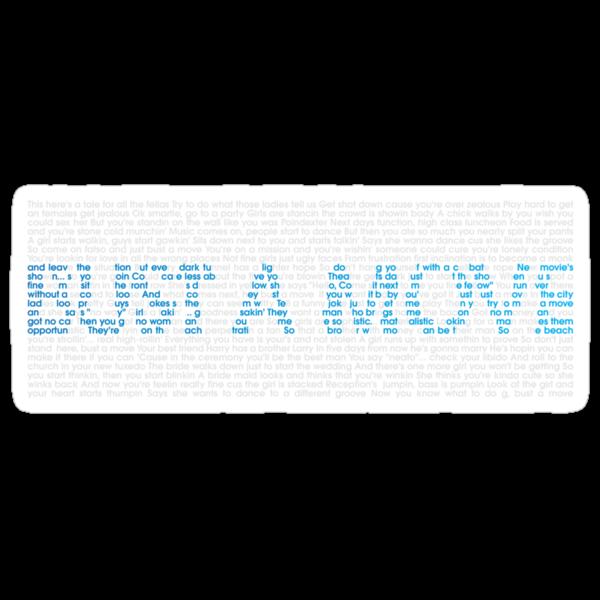 Bust a move by lukefarrugia