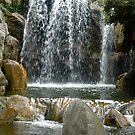 Waterfall #2 by Hughsey