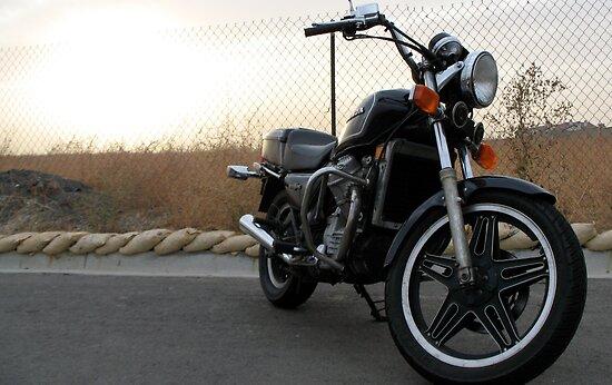 Rugged Honda by eternal86