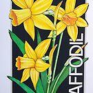 Yellow Daffodil by J.D. Bowman