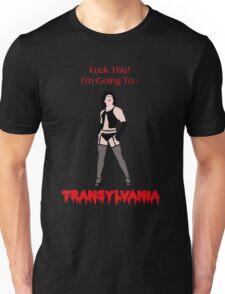 F**K This I'm Going To Transylvania Unisex T-Shirt