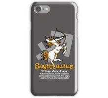 Sagittarius The Archer iPhone Case/Skin