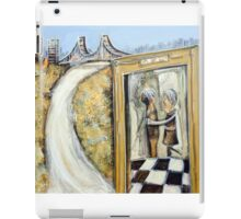 A soft touch iPad Case/Skin