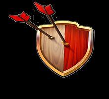 clash of clans by sakuradrop