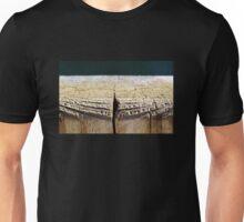 Weathered Wood Piling Unisex T-Shirt