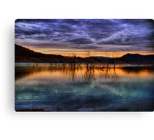 Fraser National Park  Canvas Print
