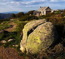 The Rock - Mt Stirling by Hans Kawitzki