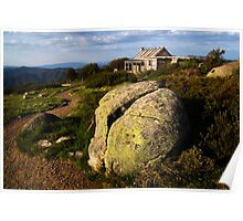 The Rock - Mt Stirling Poster