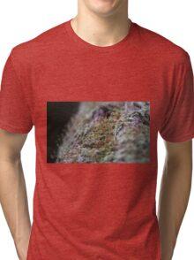 Macro moss Tri-blend T-Shirt