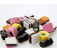 all sorts of allsorts Photographic Print
