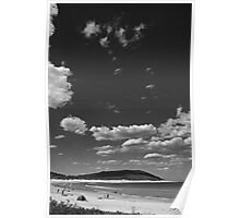 Fingal Bay, Port Stephens, NSW Poster