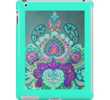 Kashmir-mint iPad Case/Skin