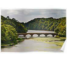 Nine Arch Bridge Poster