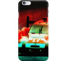 919 Lemans iPhone Case/Skin