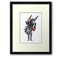 chappie Framed Print