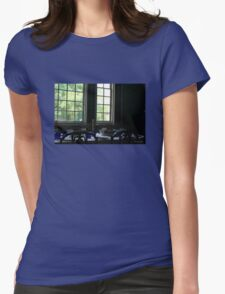 Mount Vernon Dining Room Womens Fitted T-Shirt