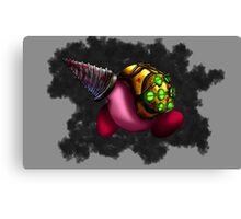 Bioshock Kirby Canvas Print