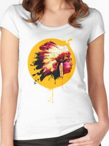 Chief! Women's Fitted Scoop T-Shirt