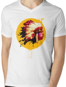 Chief! Mens V-Neck T-Shirt