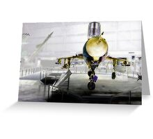 Air Force Museum Greeting Card