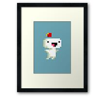 Fez - Jump For Joy Framed Print