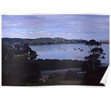 Coromandle Peninsula, NZ Poster