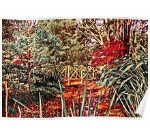 Dandenong Mountain Observation Garden Poster