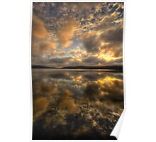 Ultimate Reflections - Narrabeen Lakes - The HDR Experience Poster