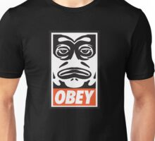 Obey the meme - Pepe the frog Unisex T-Shirt