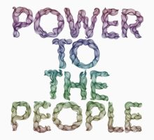 Power to the People by Hanna Viktorsson