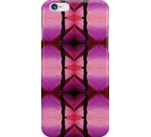Angelic reflections iPhone Case/Skin