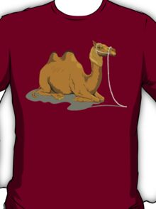 Camel Illustration T-Shirt