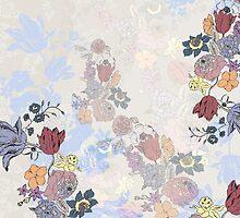 Floral Print by franklyroo
