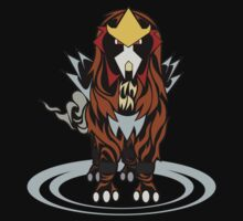 Tribal Entei Kids Clothes