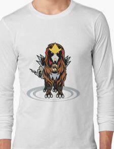 Tribal Entei Long Sleeve T-Shirt