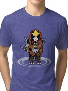 Tribal Entei Tri-blend T-Shirt