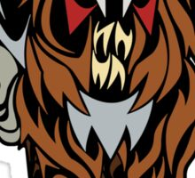 Tribal Entei Sticker