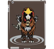 Tribal Entei iPad Case/Skin