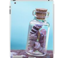 Beach in a Bottle iPad Case/Skin