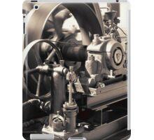 Swiftness of Wheels iPad Case/Skin