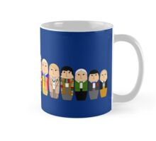 Doctor Who Babushka Dolls Mug