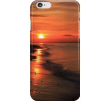 Sunset at Point King - Sorrento iPhone Case/Skin