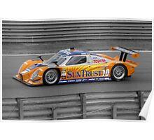 Suntrust racing Poster
