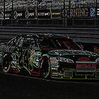 Jeff Gordon at the Glen by schnee6