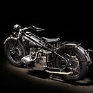 BMW R63 unrestored 2 by Frank Kletschkus