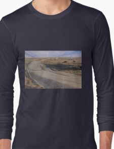 Takin' that ride to nowhere  Long Sleeve T-Shirt