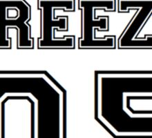 Team Breezy Since 05' Sticker