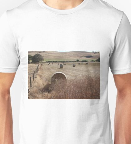 Hay Paddock - Second Valley Unisex T-Shirt