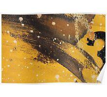 Grunge Texture Background Poster