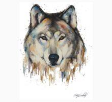 Wolf Stare One Piece - Short Sleeve